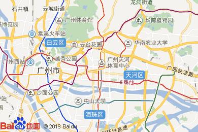 广州电子地图