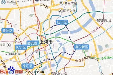 上海电子地图