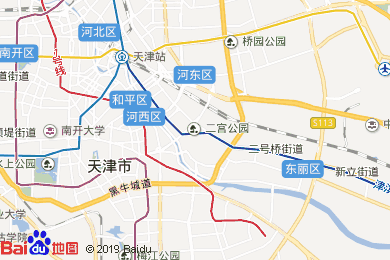 天津電子地圖