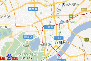 杭州電子地圖