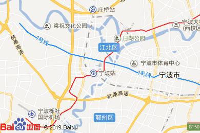 宁波电子地图