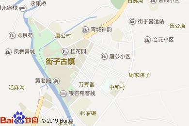 山人居鄉村酒店地圖