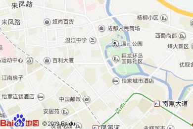 费尔顿凯莱大酒店裙楼茗缘茶坊地图