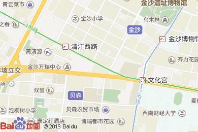 濠国际酒店西餐厅地图