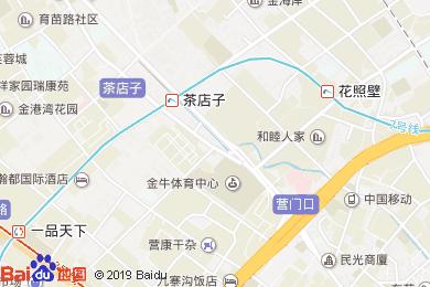 成都廣元賓館-中餐廳地圖