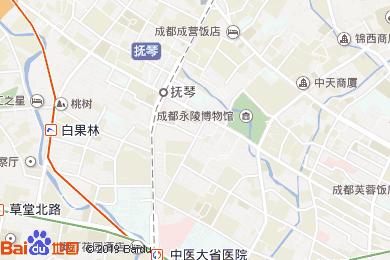 索菲斯民族大酒店-茶藝吧地圖