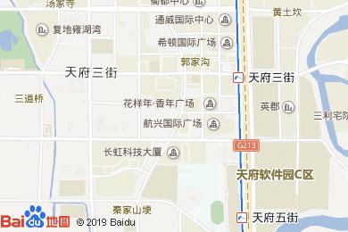 吉啡酒店地圖