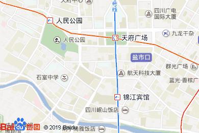 锦江宾馆锦苑楼-中餐厅地图