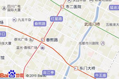 榛悅隆堡酒店奢味咖啡地圖