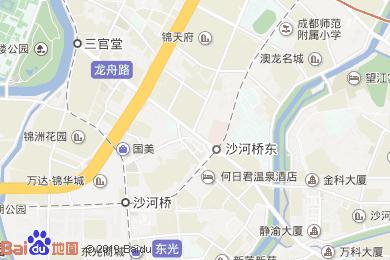 星座風尚視覺概念酒店錦華店餐廳地圖