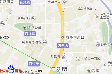 高逸酒店宴会厅地图