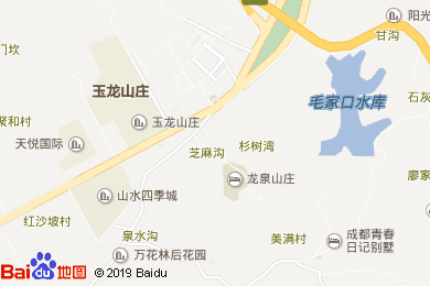 蜀香面館(天倫國際大酒店東北)地圖