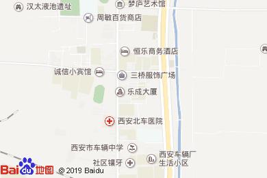 乐成大酒店地图