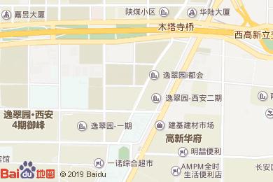 中興和泰酒店見南山地圖