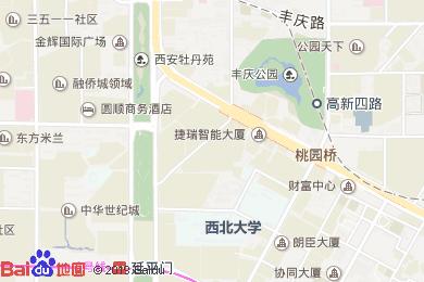約客商務酒店中餐廳地圖