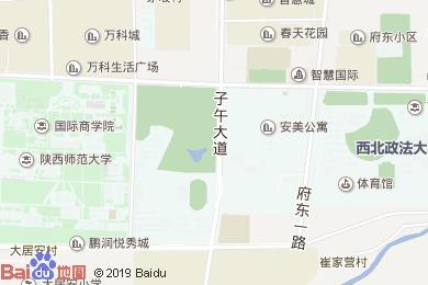 高科酒店餐饮部地图