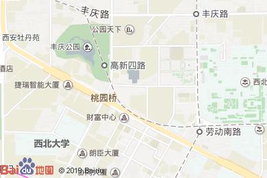 高新商务酒店-茶秀地图