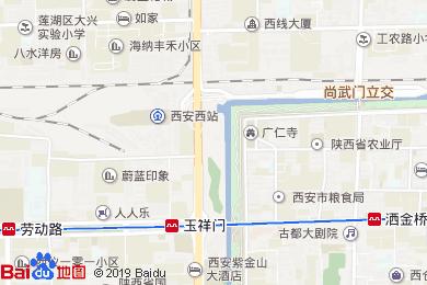 南方酒店·婚宴(大慶路店)地圖