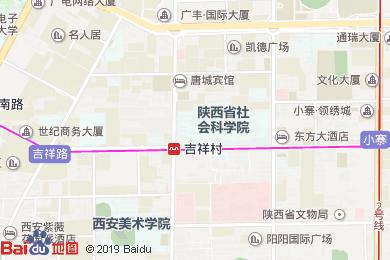 頤和宮大酒店-中餐廳地圖