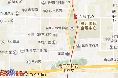 长安雅集酒店餐饮部地图