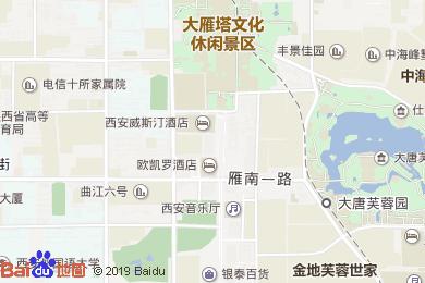 知味咖啡廳(威斯汀大酒店)地圖