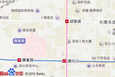 新兴戴斯酒店西餐厅地图