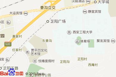 悅椿溫泉酒店-中餐廳地圖