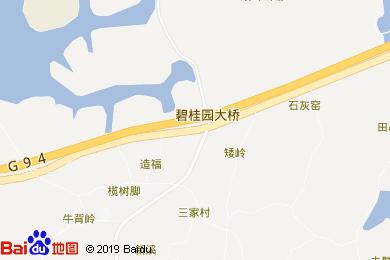 碧桂園假日半島酒店餐廳地圖