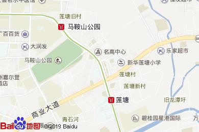 昊银凯莱酒店宴会厅地图