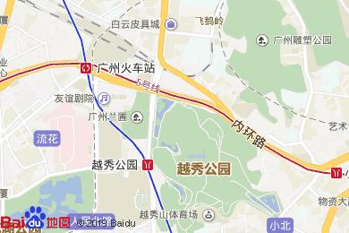 中國大酒店食街餐廳地圖