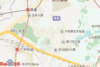 友和酒店和餐廳宴會廳地圖