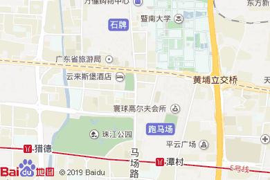 同吉假日酒店五樓會所地圖
