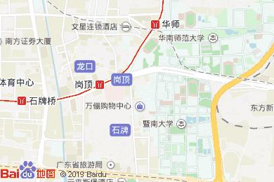 丽柏国际酒店(汤厨一品)地图