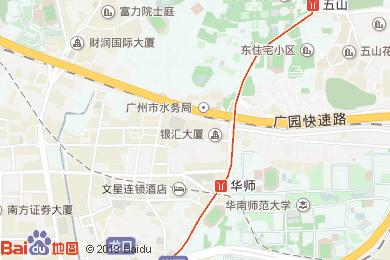六棵松酒店地图