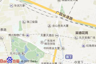 江韻大酒店宴會廳地圖