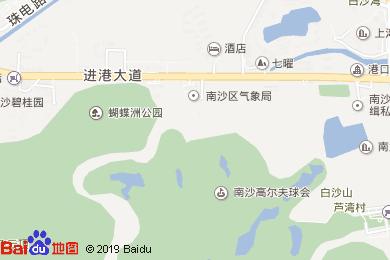 金都大酒店-中餐廳地圖