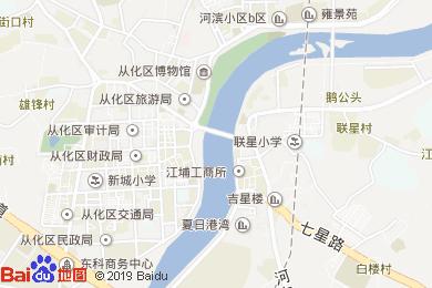 新豪酒店多功能会议厅地图