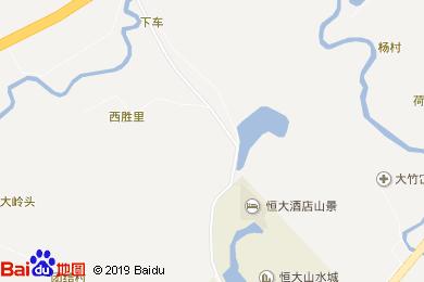 增城恒大酒店-中餐廳地圖
