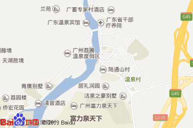 碧泉大酒店宴會廳地圖