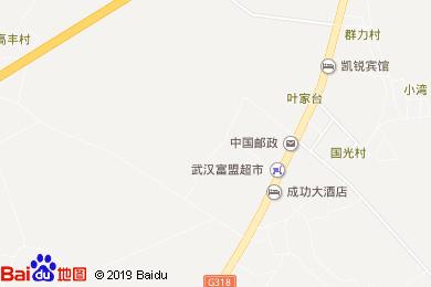 成功大酒店地图