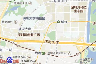 木棉花酒店西餐厅地图
