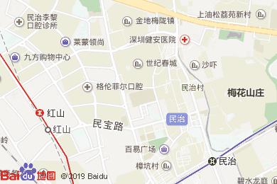 钱唐春酒店地图