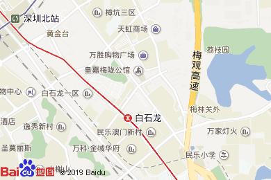 洪湖酒店地圖