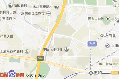 隆江猪脚饭(中保国际酒店西南)地图