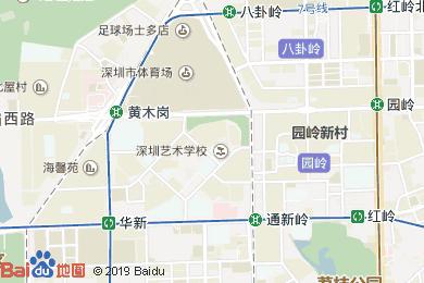 四川宾馆川香楼宴会厅地图