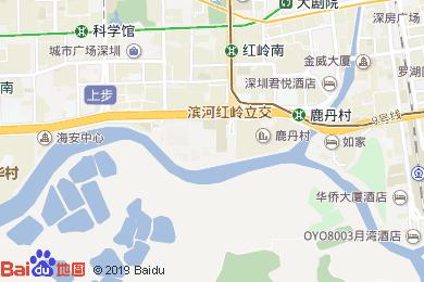 深港酒店式公寓自助餐(御河堤店)地圖