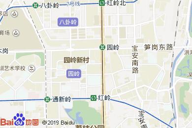 長城大酒店金潮皇食府地圖