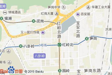 国瑞苑酒店-中餐厅地图