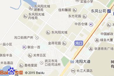 喜瑞得大酒店餐廳地圖
