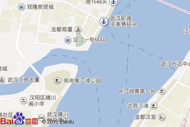 沿江一號迎賓館-中餐廳地圖